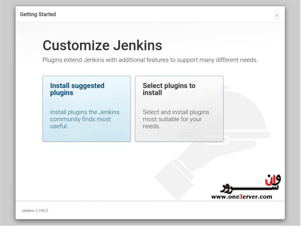 آموزش نصب Jenkins در CentOS 8