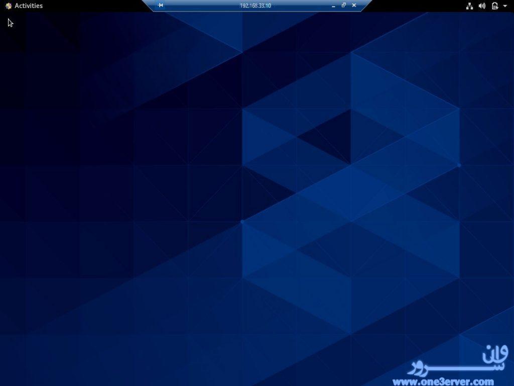 آموزش نصب Xrdp Server (ریموت دسکتاپ) در CentOS 8