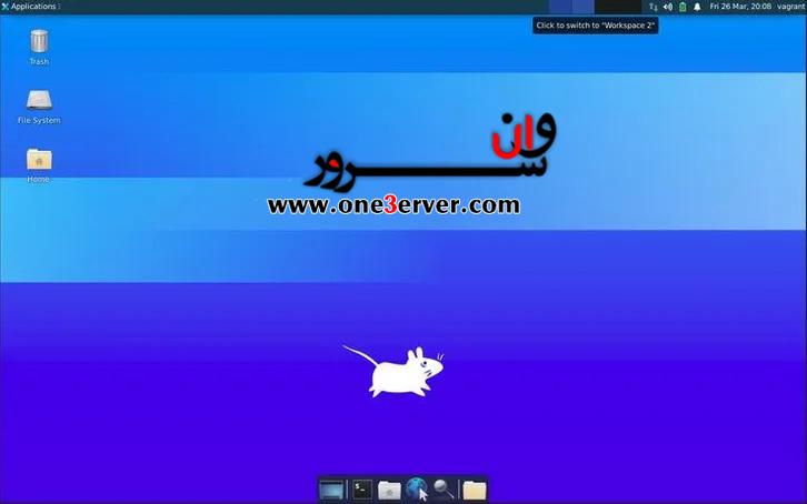 آموزش نصب و کانفیگ VNC server در اوبونتو 20.04 Ubuntu